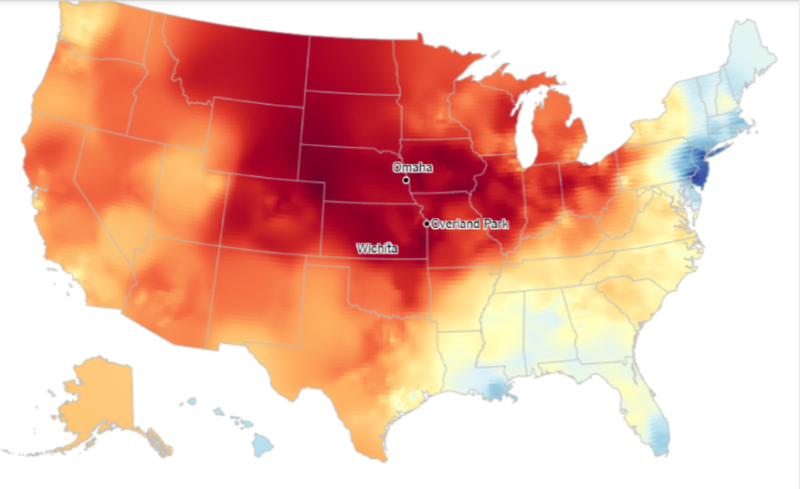 Coach Auld's Dialect Map